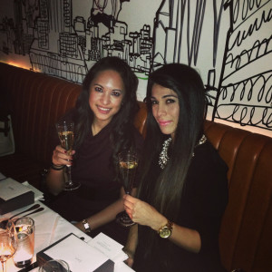 Karla and Mariel